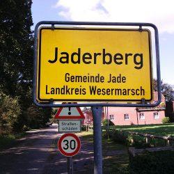 Jaderberg in der Gemeinde Jade